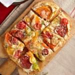 Country-Style Tomato Tart