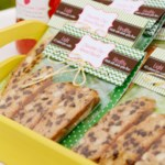 Chocolate Chip-Almond Biscotti