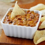 Vegetable Chili Con Queso