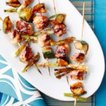 Bourbon Chicken Skewers