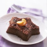Chocolate-Orange Custards
