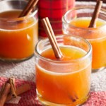 Cinnamon-Cider Iced Tea