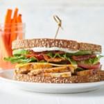 Cobb Salad Sandwiches