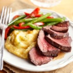 Italian Beef and Polenta