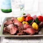 Lemon-Soy Marinated Flank Steak