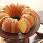 Cinnamon-Spiced Cake