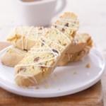 Cornmeal-Fig Biscotti