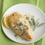 Lemon-Garlic Chicken