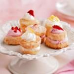 Citrus Angel Tea Cakes