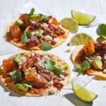 Slow-Cooker Pork Tinga Tacos