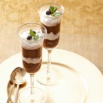 Layered Mocha-Cappuccino Pudding Cups
