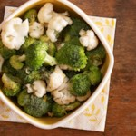 Lemon-Dill Cauliflower & Broccoli