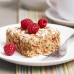 Oatmeal-Applesauce Cake
