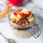 Apple-Cinnamon Overnight Oats