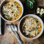 Instant Pot White Chicken Chili Freezer Pack