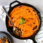 Taco Sweet Potato Shepherd's Pie