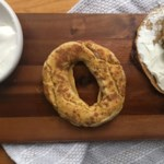 Easy Pumpkin Spice Bagels