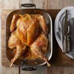 Cider-Brined Spatchcock Turkey
