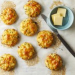 Cauliflower Cheddar Bay Biscuits
