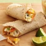Fish Taco Wraps