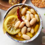 Marinated White Beans