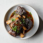 Slow-Cooker Balsamic Short Ribs