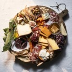 Winter Meat & Cheese Board