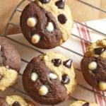 Half & Half Muffins