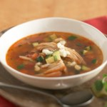 Yucatan-Style Turkey & Vegetable Soup