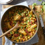 Chickpea & Jackfruit Curry