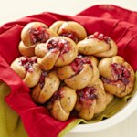 Whole-Wheat Cranberry Dinner Rolls