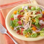 Turkey Chopped Salad
