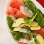 Avocado-Grapefruit Salad with Jicama