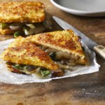 Cauliflower Grilled Cheese Sandwiches