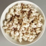 Hot Cocoa Microwave Popcorn