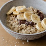 Chocolate-Banana Overnight Oats