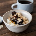 Fig & Ricotta Overnight Oats