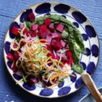 Hawaiian Pickled Beet Salad