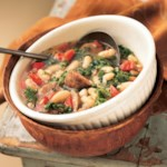 White Bean-Sausage Soup