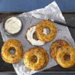Cauliflower Everything Bagels