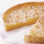 Pineapple-Coconut Tart