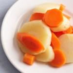 Balsamic-Glazed Carrots & Parsnips