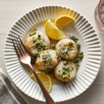 Air-Fryer Scallops