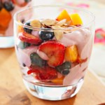 Yogurt-Fruit Parfaits