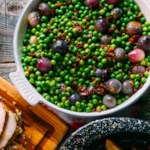 Peas with Pearl Onions & Pancetta