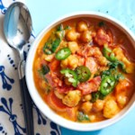 Curried Chickpea Stew