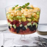 Seven-Layer Fruit Salad