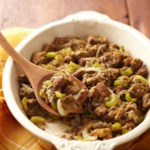 Whole-Wheat Stuffing