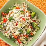 Barley-Vegetable Pilaf