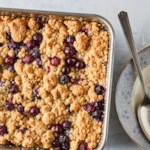 Easy Blueberry Cobbler